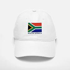 South Africa Flag Stuff Baseball Baseball Cap