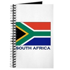 South Africa Flag Stuff Journal