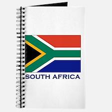South Africa Flag Stuff Journal
