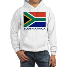 South Africa Flag Stuff Hoodie