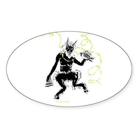 The Great God Pan Sticker