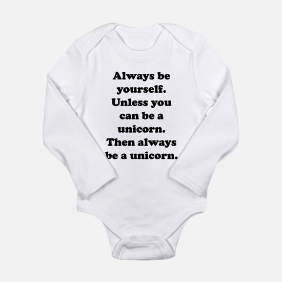 Then always be a unicorn Baby Outfits