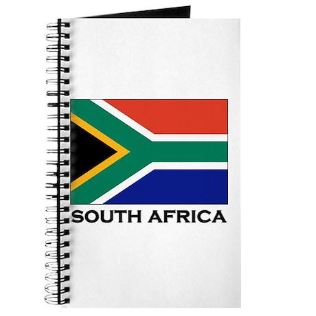South Africa Flag Gear Journal
