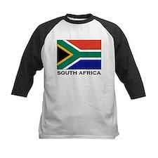 South Africa Flag Gear Tee