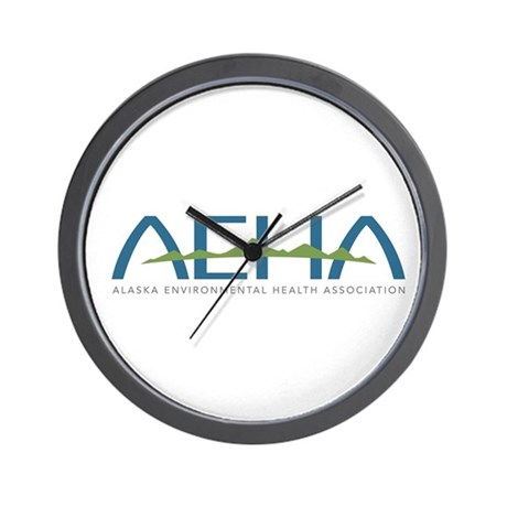 AEHA LOGO Wall Clock