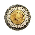 Buffalo gold oval 1 3.5