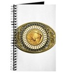 Buffalo gold oval 1 Journal