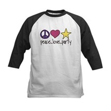 Peace Love Party Tee