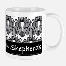 I Love Australian Shepherds Mug