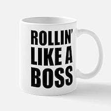 Rollin' Like A Boss Mug