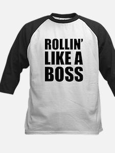 Rollin' Like A Boss Tee