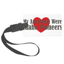 Ancestors Heart Luggage Tag
