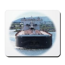 Indiana Harbor departs Duluth Mousepad