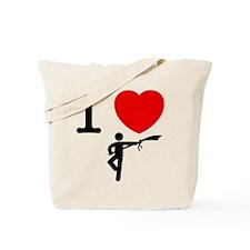 Wushu Tote Bag