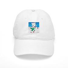 Bear Book Baseball Cap