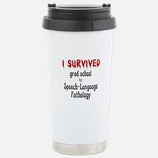 Unique Grad school Travel Mug