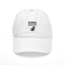 Zombie Apocalypse Response Team Baseball Cap