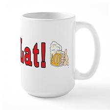 Sto Lat! With Beer Mugs Mug