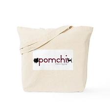Chihuahua/Pomeranian Tote Bag