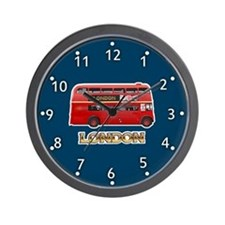 Cute London city Wall Clock