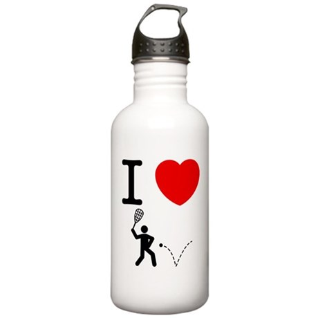 Squash Stainless Water Bottle 1.0L