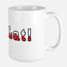 Sto Lat! Flag Mug