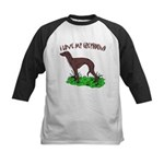 Greyhound Kids Baseball Jersey