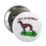 Greyhound Button