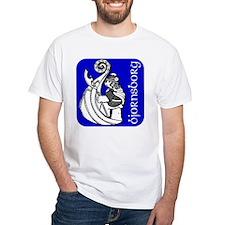 Viking Bear T-Shirt (White)