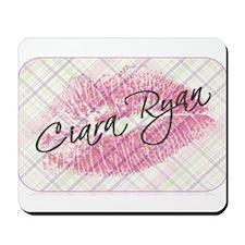 Ciara Ryan Logo Mousepad