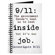 9/11: It's up to us Journal