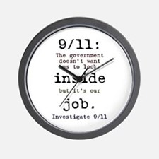 9/11: It's up to us Wall Clock