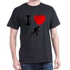 Roller Skating T-Shirt