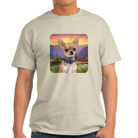 Chihuahua Meadow Light T-Shirt