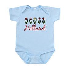 Holland Infant Bodysuit