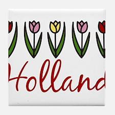 Holland Tile Coaster