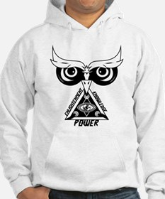 All Seeing Owl Jumper Hoody