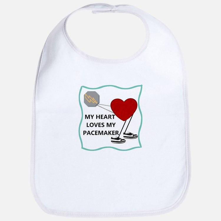 Heart Pacemaker Bib