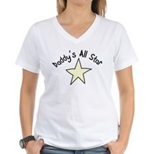 Daddy's All Star Shirt