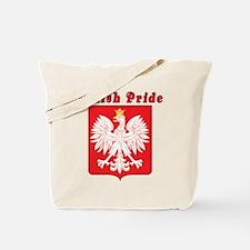 Polish Pride Eagle Tote Bag