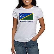 Flag of The Solomon Islands Tee