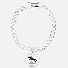 Cute Equestrian Bracelet