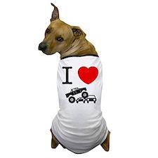 Monster Truck Dog T-Shirt