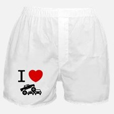 Monster Truck Boxer Shorts