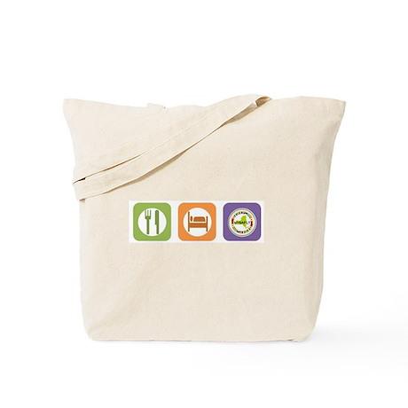 Eat Sleep NYSAFLT Tote Bag
