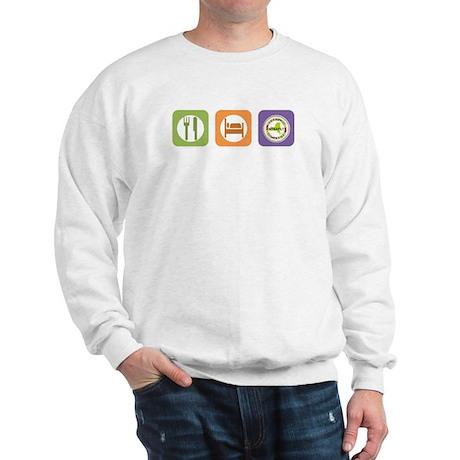 Eat Sleep NYSAFLT Sweatshirt