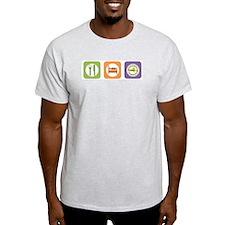 Eat Sleep NYSAFLT T-Shirt