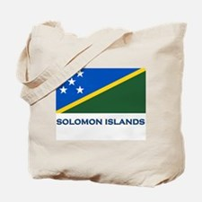 The Solomon Islands Flag Gear Tote Bag