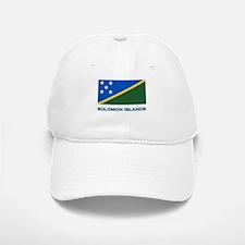The Solomon Islands Flag Gear Baseball Baseball Cap