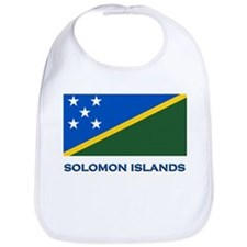 The Solomon Islands Flag Gear Bib